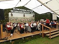 Bezirksmusikfest Fützen